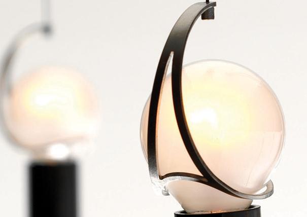 SevenUp chandelier by Tim Baute of Interror Design