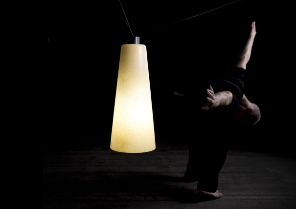 Bewegeleuchte aka Moveable Lamp by Sebastian Däschle for Dua