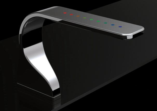 Tempdot faucet concept by Jaeseok Han