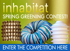 Turn Trash To Cash: Enter The Inhabitat Spring Greening Design Competition