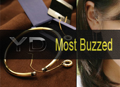 Most Buzzed Designs of April 2010
