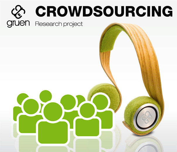 Crowdsourcing Headphone Project by Stefan Kachaunov, Rudolf Stefanich & Martin Zopf