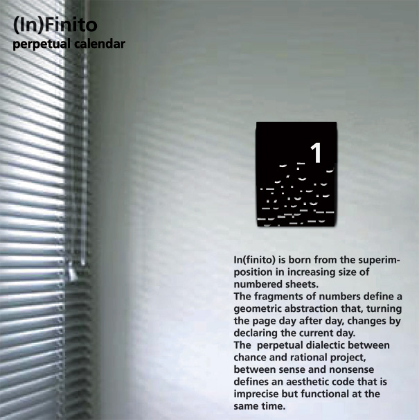 (In) Finito – The Perpetual Calendar by Denis Guidone