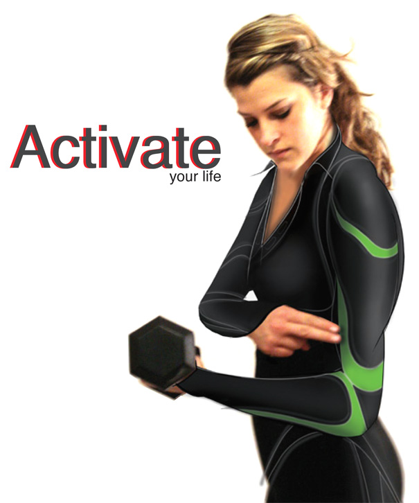 The Activation Suit - Workout Suit For Women by Chris Vella