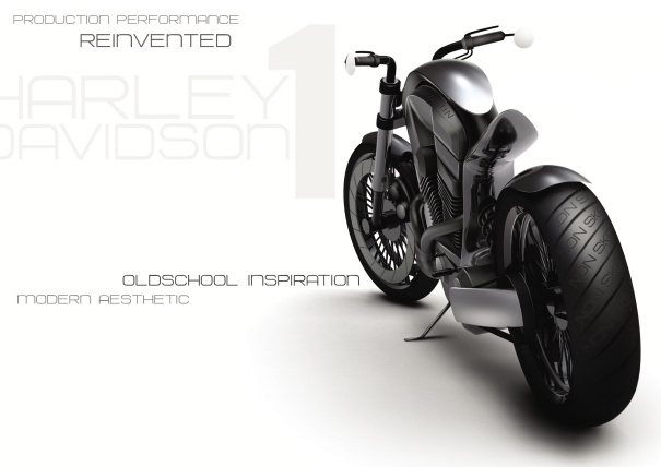 2020 Harley Davidson 1 by Jonathan Russell