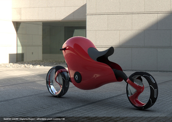 Plug-In affordable youth mobility by Ramesh Gound