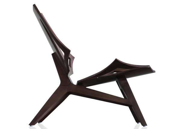Ipanema Arm Chair by Jader Almeida