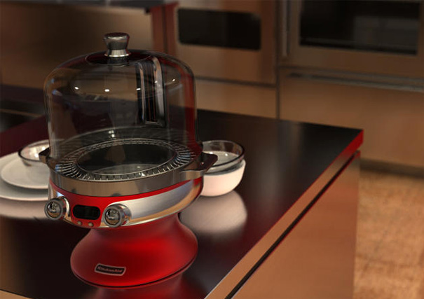 KitchenAid Grand Cooker by Roberto Bertran