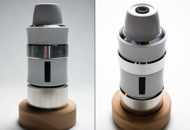 Espresso Coffee Maker by Christian Peder Torget