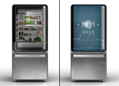 Smart Fridge Is Your New Recipe Card