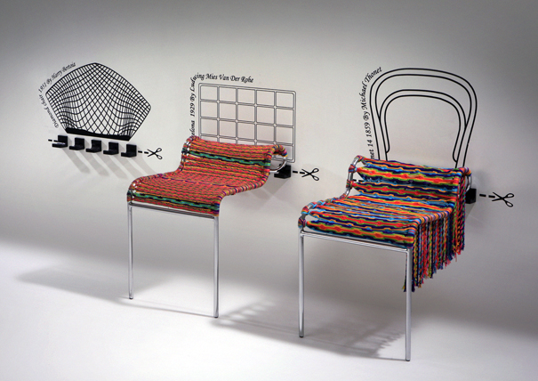Furniture Design by students from University of Icesi, Cali Colombia