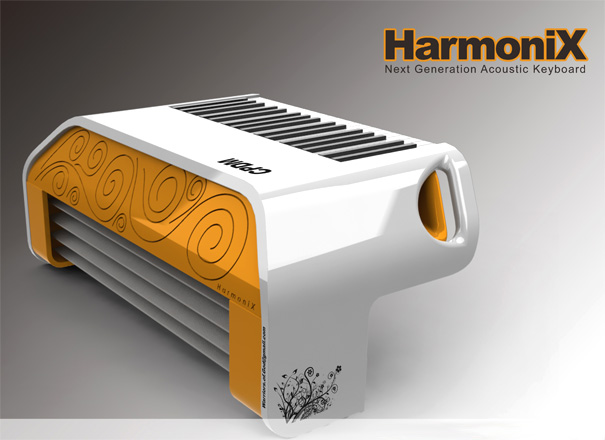 Harmonix - The New Generation Harmonium by Amandeep Singh