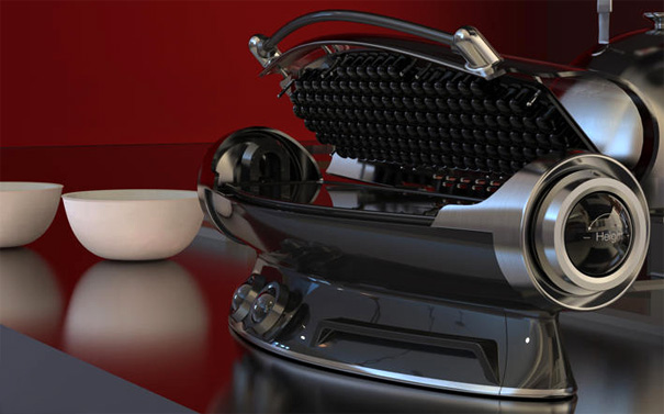 The KitchenAid Variable Grill by Roberto Bertran