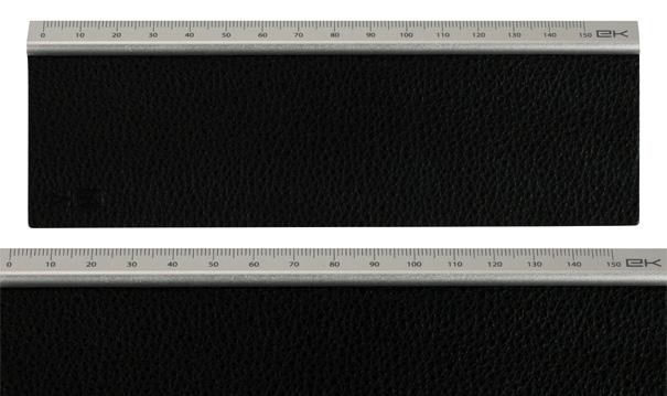 Leather Ruler by Jung-Woo for Ek Design