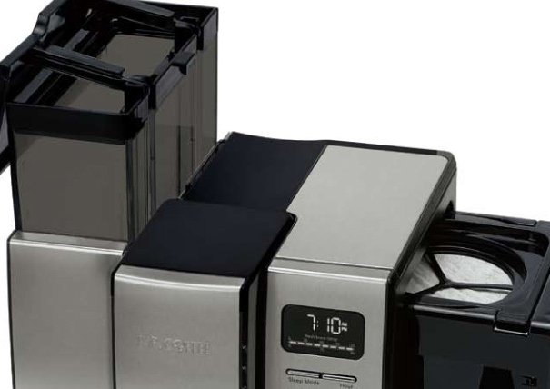 Mr. Coffee Optimal Brew Thermal Coffeemaker by TEAMS Design partnered with Jarden Consumer Solutions