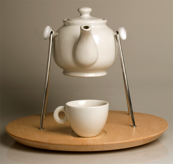 My Rocking Teapot by Betina Piqueras