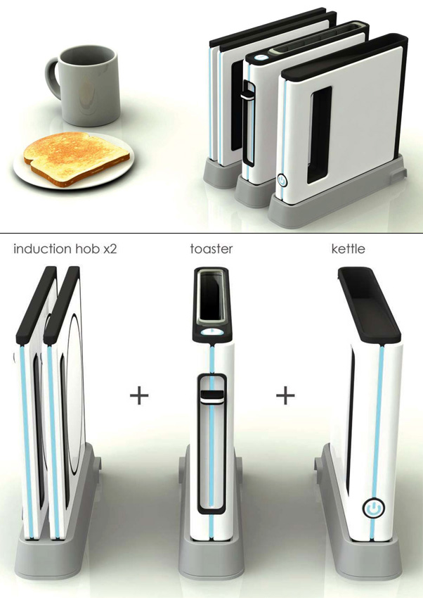The top 25 entries of electrolux design lab 2010 yanko Best gadgets for home