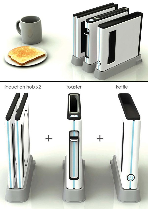 The Top 25 Entries Of Electrolux Design Lab 2010 Yanko