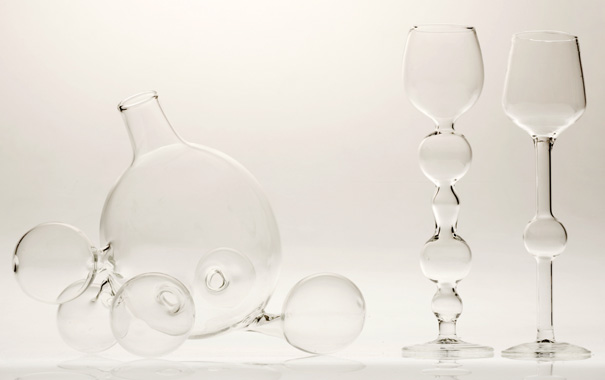 If John Only Knew - Carafe by Chiara Onida