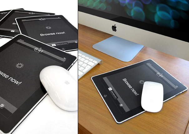 iMousePad by DarkDesignGroup