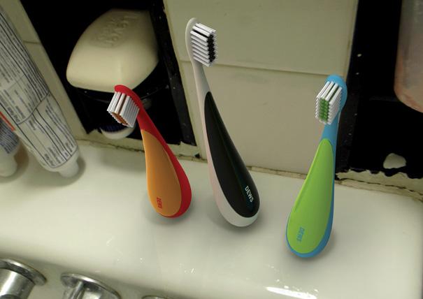 Dews Toothbrush by Hyun Jin Yoon & Eun Hak Lee