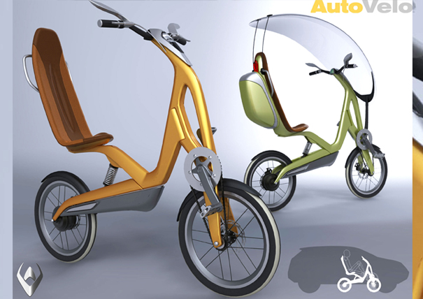 AutoVelo by Eric Stoddard of SpeedStudio Design