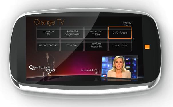 Magic Orange - The Multimedia Range by Jerome Olivet