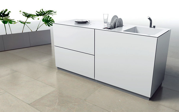 Instant Dishwasher by Robert Lange In Collaboration With Bosch
