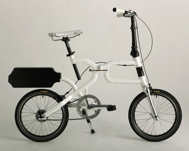 TwoQuater Power Assisted Electric Bicycle by Yan-ting Jiang, Wen-ling Huang & Yu-ting Wang