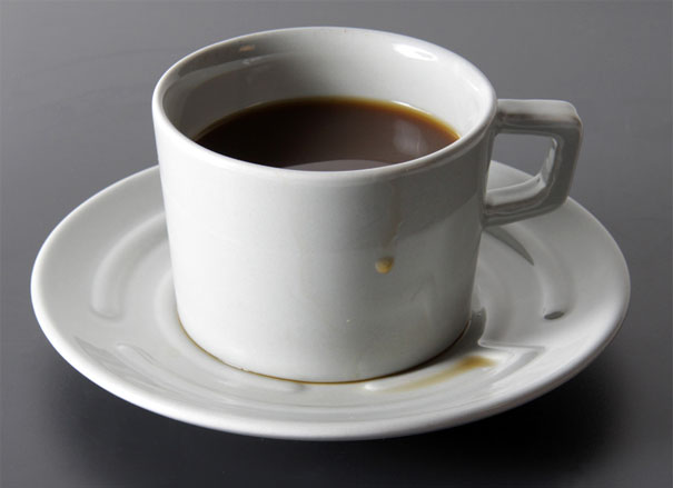 Oluk Coffee Cup Saucer Design by Erdem Selek
