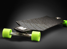 Skate Long on Carbon Fiber