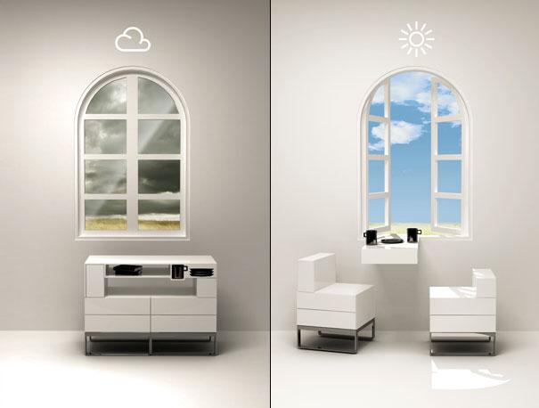 Happy Window – Table For The Window by Yonghee Cho & Saehee Lee