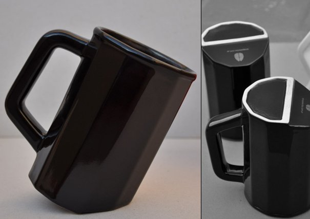 Cerve-cero beer mug by Sinapsis Team
