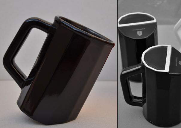 Cerve-cero beer mug by Sinapsis Team