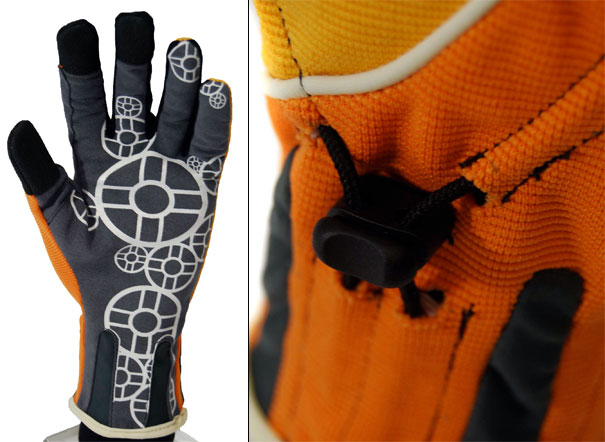 NordicPul Outdoor Gloves by Heather Bybee