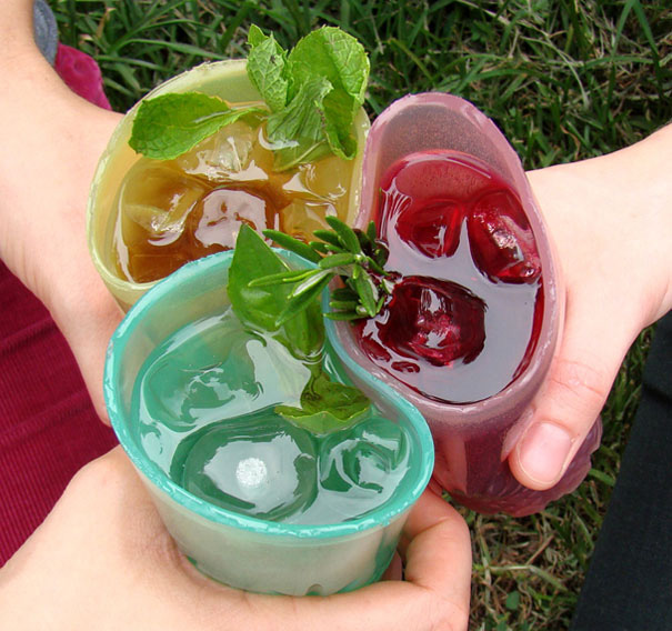 Jello Cup, For Real
