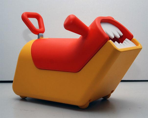 пожиратель игрушек