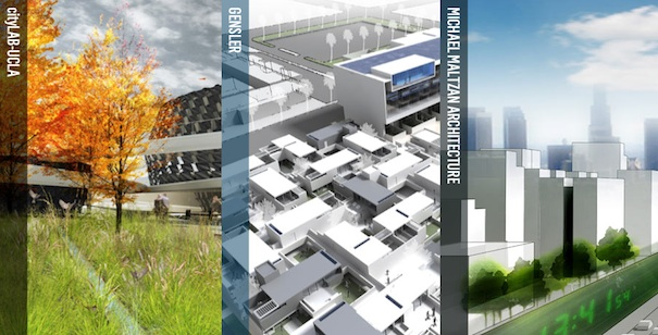 3 Firms, 3 Visions For The Future Of Los Angeles