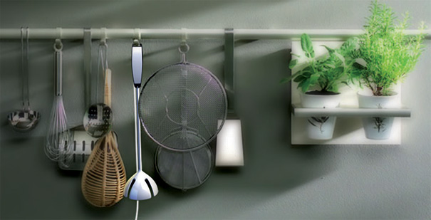 Toolip Heating Element For The Kitchen by Anja von Oppeln