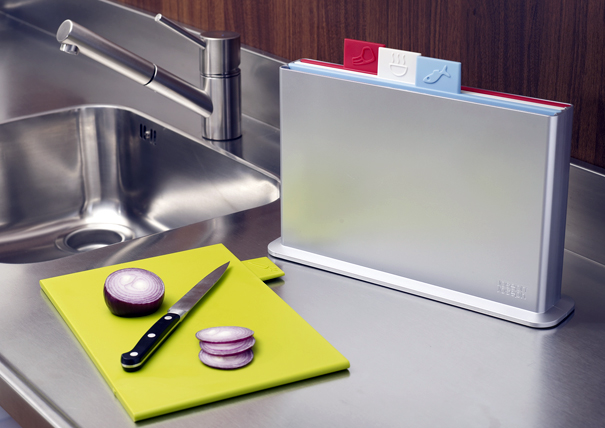 Index Chopping Board by Joseph Joseph