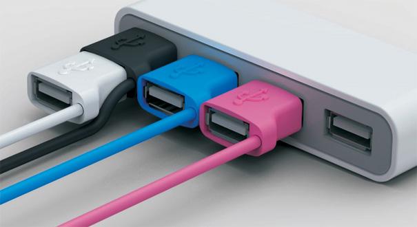 Tandem USB Connector by Yi Fan Lin & Hong Yih Chu