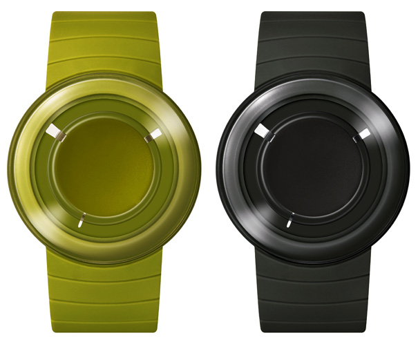Reverse Collection of Watches by Michael Young for odm