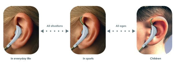 i-sound Transformable Earphones by Yong Lee & i-sound