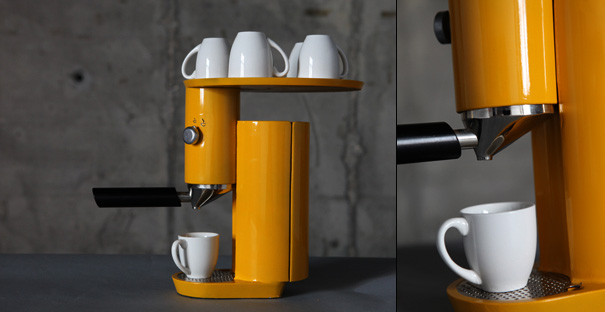 Nespresso Yanko Design