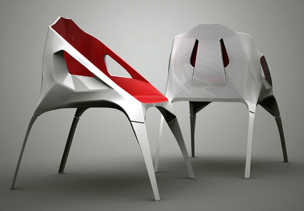 Hodie Chair by Darko Markovic