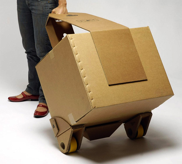 Move-it DIY Portable Trolley by David Graham