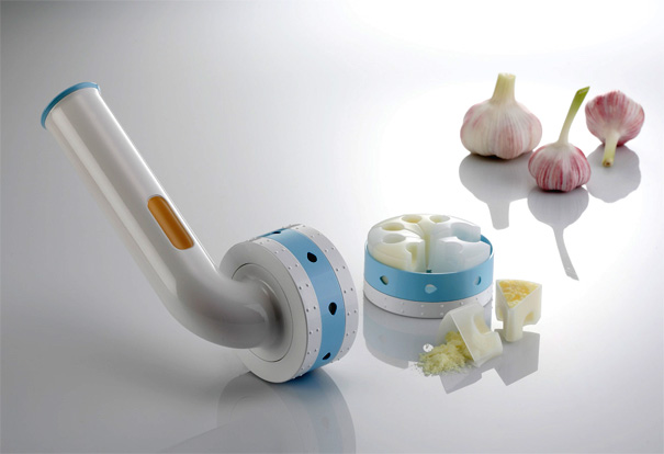 Garlizi - Garlic & Onion Cube Machine by Jang Young Jin