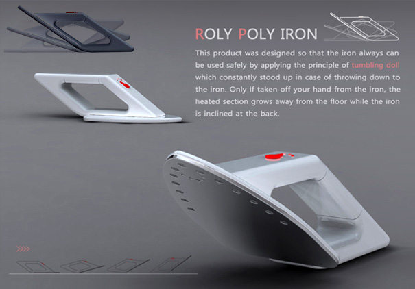 Roly Poly Iron Part Two