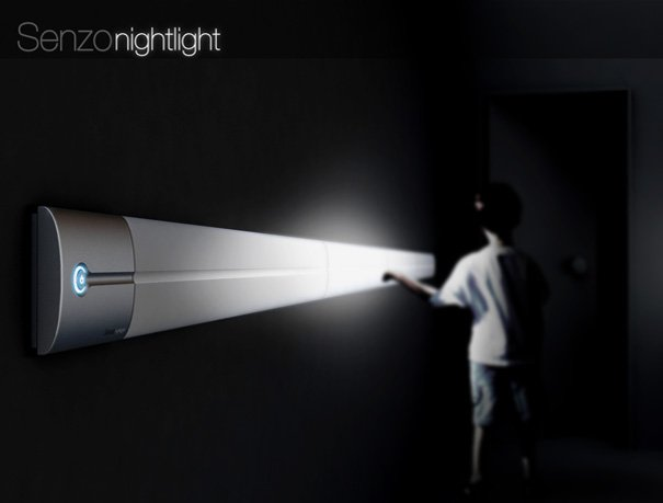 Senzo Nightlight by Soledad Clavell and Marcos Madia