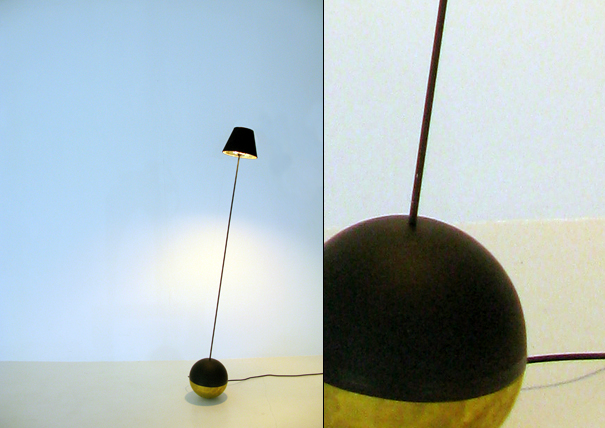 Roly-Poly Lamp by Jung Jae Yup